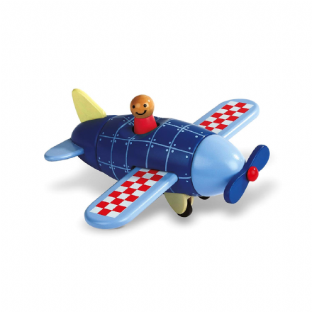Janod Magnetic Aeroplane 2 in 1 game